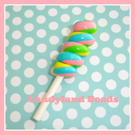Swirl Candy Stick (Any Colors)