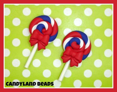 Swirl Lollipop (Any Colors)