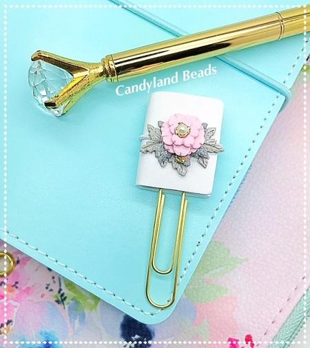 Custom Travelers Notebook Clip