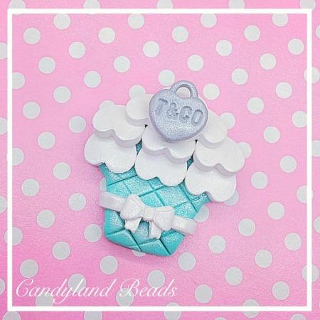 Tiffany & Co. Cupcake