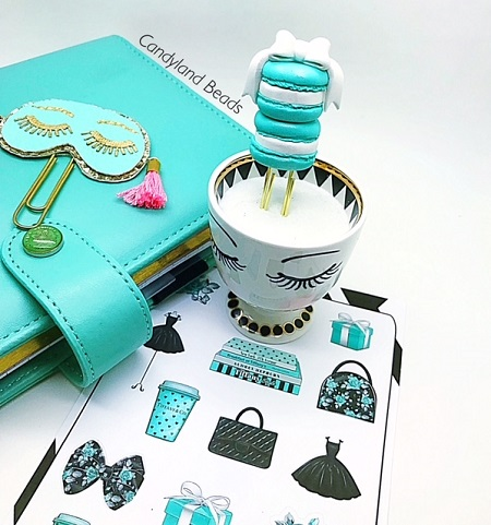 Tiffany & Co Macaron Clip