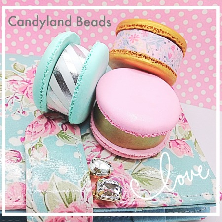 Macaron Washi Tape Dispenser (Any Colors)